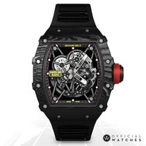 Richard Mille RM 035 RM35-02 NTPT Sin usar Carbono 50mm Automático