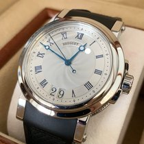 Breguet Steel 39mm Automatic 5817ST/12/5V8 pre-owned Singapore, Singapore