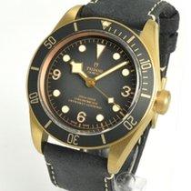 Tudor Black Bay Bronze neu 2020 Automatik Uhr mit Original-Box und Original-Papieren M79250BA-0001