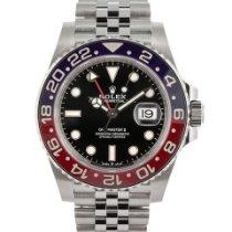 Rolex GMT-Master II 126710BLRO nouveau