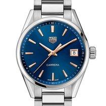TAG Heuer Carrera Lady nuevo 2020 Cuarzo Reloj con estuche y documentos originales WBK1312.BA0652