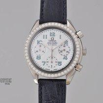 Omega Speedmaster Ladies Chronograph Steel 39mm Mother of pearl