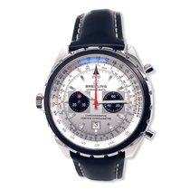 Breitling Chrono-Matic (submodel) Steel 44mm White No numerals