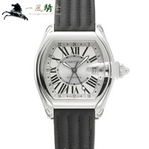 Cartier Roadster W62032X6 Bon Acier 47mm Remontage automatique
