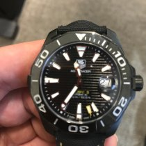 TAG Heuer Aquaracer 300M WAY218A.FC6362 2017 pre-owned