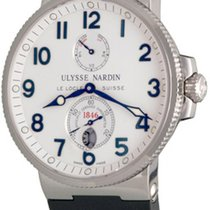 Ulysse Nardin pre-owned Automatic 41mm Silver