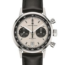 Hamilton Intra-Matic American Classic Intra-Matic Automatic Chronograph Mens Watc new