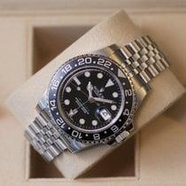 Rolex Staal 40mm Automatisch 116710LN tweedehands