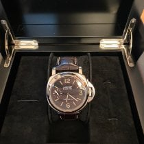 Panerai Luminor Marina PAM 00001 Good Steel 44mm Manual winding