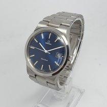 Omega Genève Steel 36mm Blue