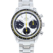 Omega 326.30.40.50.04.001 Steel 2010 Speedmaster Racing 40mm pre-owned United States of America, Georgia, Atlanta