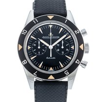 Jaeger-LeCoultre Deep Sea Chronograph Acero 40.5mm Negro