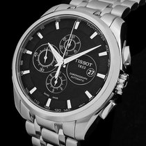 Tissot Steel 43mm Automatic T035.627.11.051.00 pre-owned