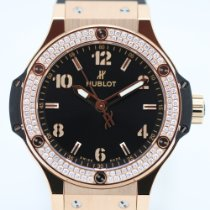 Hublot Big Bang 38 mm Rose gold 38mm Black
