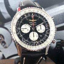 Breitling Navitimer 01 (46 MM) neu 2020 Automatik Chronograph Uhr mit Original-Box und Original-Papieren AB012721/BD09