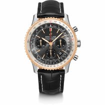Breitling Navitimer 1 B01 Chronograph 43 new 2020 Automatic Watch with original box and original papers UB0121211F1P2