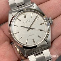 Rolex Oyster Precision 6426 Good Steel 35mm Manual winding