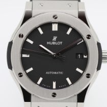 Hublot Classic Fusion 45, 42, 38, 33 mm Titanium 45mm Black