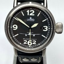Aristo Steel 44mm Automatic ARISTO  3H262-X  FLIEGERUHR new