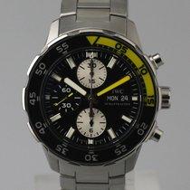 IWC IW376701 Acero 2011 Aquatimer Chronograph 44mm usados