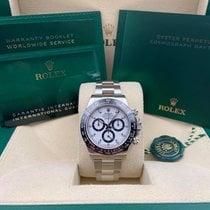 Rolex Daytona new 2021 Automatic Chronograph Watch with original box and original papers 116500LN