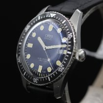 Oris Divers Sixty Five Steel 42mm Blue United States of America, New Jersey, Long Branch