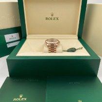 Rolex Day-Date 40 Oro rosado 40mm Rosa