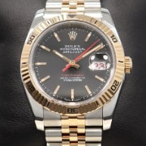 Rolex Datejust Turn-O-Graph 116261 2006 pre-owned