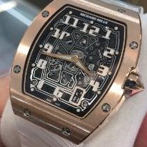 Richard Mille Or rose Remontage automatique RM67-01 RG nouveau