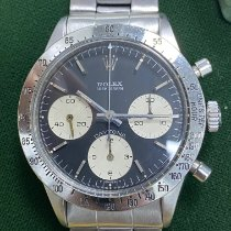 Rolex 6239 Staal Daytona 37mm tweedehands