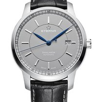 Eterna new Automatic 40mm Steel Sapphire crystal