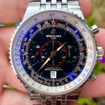 Breitling Montbrillant Légende Steel 47mm Black No numerals United States of America, Texas, Plano