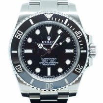 Rolex Submariner (No Date) 114060 2016 occasion