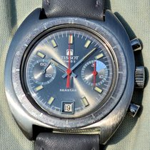 Tissot Steel 42.5mm Chronograph pre-owned