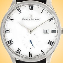 Maurice Lacroix Masterpiece Small Seconde MP6907-SS001-112 new