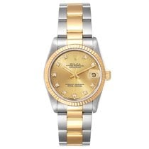 Rolex Lady-Datejust 68273 1995 pre-owned