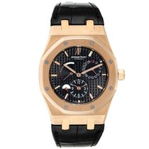 Audemars Piguet Royal Oak Dual Time Rose gold 39mm Black United States of America, Georgia, Atlanta