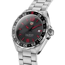 TAG Heuer Formula 1 Quartz nieuw 2020 Quartz Horloge met originele doos en originele papieren WAZ1018.BA0842