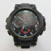 Casio G-Shock Acero 55,8mm Negro Sin cifras