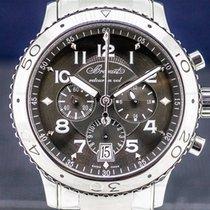 Breguet Type XX - XXI - XXII Steel 43mm Arabic numerals United States of America, Massachusetts, Boston