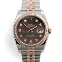 Rolex Datejust 116231 Gold/Steel 36mm Automatic