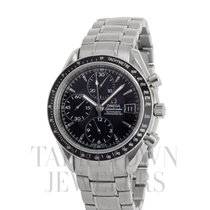 Omega Speedmaster Date Steel 40mm Black United States of America, New York, Hartsdale