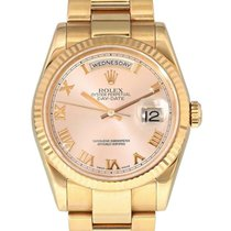 Rolex Day-Date 36 118235 2001 pre-owned