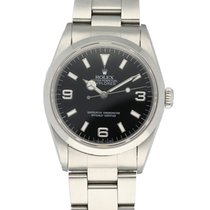 Rolex 14270 Steel 1996 Explorer 36mm pre-owned United States of America, New York, New York