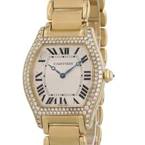 Cartier Tortue Rose gold 35mm Silver United States of America, New York, New York