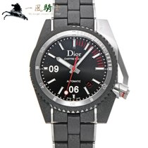 Dior Chiffre Rouge Staal 42mm Zwart