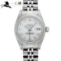 Rolex Lady-Datejust Acero 26mm Blanco