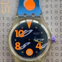 Swatch 34mm Quartz SSK102 new