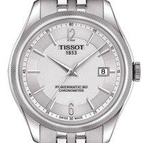 Tissot Ballade Powermatic 80 COSC Steel 41mm Silver