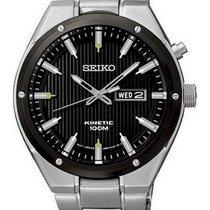Seiko Kinetic Black